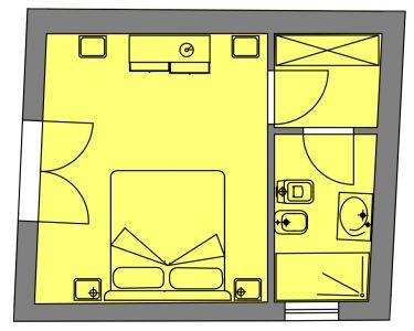 Room Erica map