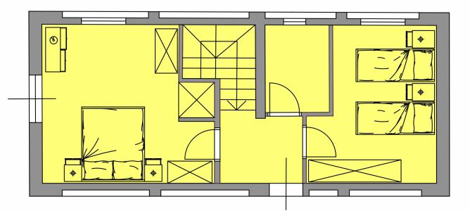 Mappa appartamento Millefiori
