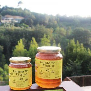 Vasetti di miele Tiglio