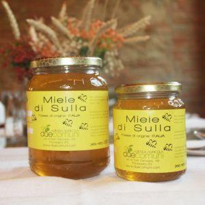 Vasetti di miele Sulla