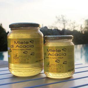 Vasetti di miele Acacia